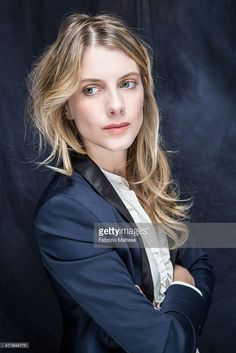Actress <a gi-track='captionPersonalityLinkClicked' href=/galleries/search?phrase=Melanie+Laurent&family=editorial&specificpeople=2721978 ng-click='$event.stopPropagation()'>Melanie Laurent</a> is photographed for Self Assignment on February 12, 2014 in Berlin, Germany.