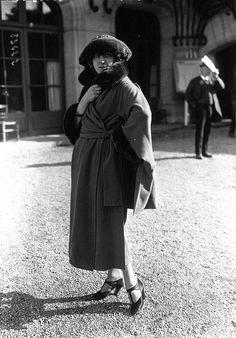 Французская мода 1920-х годов