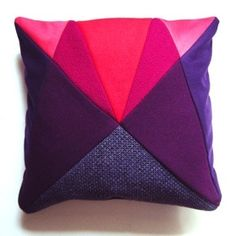 Cushions Produced by Fun Makes Good http://www.funmakesgood.co.uk/fun_makes_good/AU_patchwork_cushions.html