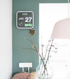 missjettle - groene muur