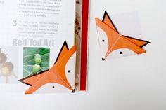 Fox Corner Bookmarks
