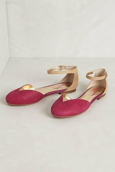 Citizen D'Orsay Flats #anthropologie