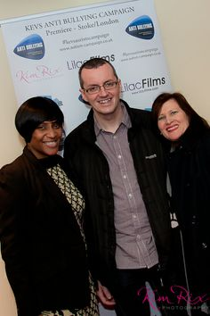 Kevin Healey and guests at the Autism Campaign Documentary London Premiere on Monday 27th January, 2014.