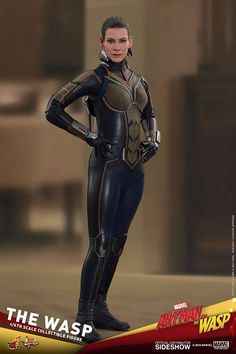 Buy Hot Toys Marvel Ant-Man and The Wasp Movie Masterpiece The Wasp Action Figure from Zavvi, the home of pop culture. Take advantage of great prices on Blu-ray, merchandise, games, clothing and more! Marvel Heroes, Marvel Dc, Marvel Comics, Marvel Girls, Wasp Movie, Ant Man Scott Lang, Hank Pym, Body Action, Movies