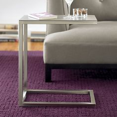 Era C Table in Coffee Tables & Side Tables | Crate and Barrel