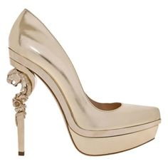 repost: perfect heels for Cersei Lannister