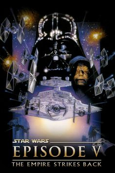Star Wars, Episode 5, The Empire Strikes Back