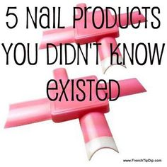 5 Nail Products You Didn't Know Existed