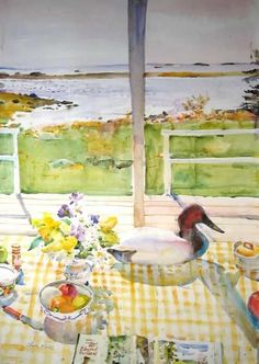 charles reid watercolors - Bing Images