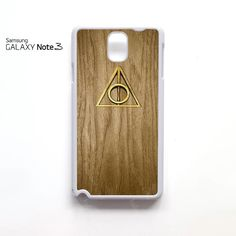 Harry Potter and the Deathly Hallows samsung galaxy note 1 N7000, Note 2 N7100, Note 3 N9000 case