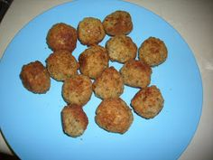 Cafe' Chatterbox: Italian Rice Balls