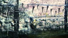 The Grass Fence episode 5 - Encaustic Resin Wax and Wax Solvent Paste