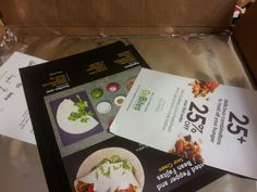 What's in hello fresh's box