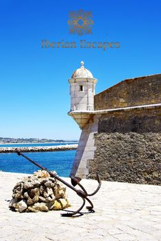 Close to the west coast, In a sea of beaches, grottoes and sandstone cliffs, stands Lagos, one of the most beautiful towns in the Algarve coastline. #lagosportugal #beautifulplaces Algarve, Walking Map, Portugal, Famous Beaches, Sandy Beaches, Fishing Boats, West Coast, Mount Rushmore, Lakes