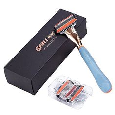 BAILI Men's 5 Blade Cartridge Shaving Safety Razor Shaver... https://www.amazon.com/dp/B01M19A05R/ref=cm_sw_r_pi_dp_x_9MxeybG3V9CJZ