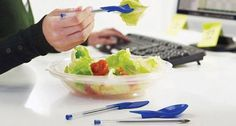 Introducing the Dine Ink Pen - For Eating Lunch At Your Desk - Quick and Easy Recipes From Stylist Magazine - Stylist Magazine