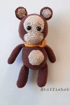 Easy and Cute Knitting for Kids New Year 2019 - Page 8 of 51… Knitting For Kids, Teddy Bear, Toys, Cute, Travel, Animals, Tejidos, Projects, Activity Toys