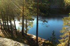 Nuuksio Nationalpark, Wanderrundreise; © Hendrik Morkel/ Visit Finland
