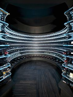 If you're looking for inspiration for your wine cellar, look no further.
