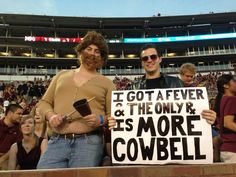 Mississippi State student section. I actually know this kid. #hailstate
