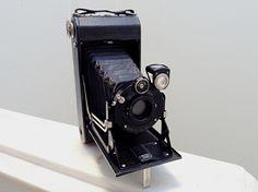 ZEISS IKON - Ikonta C 520/2 , Derval shutter. 1936