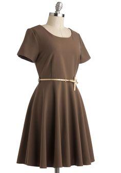 Piping Haute Dress | Mod Retro Vintage Dresses | ModCloth.com