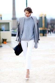 30+ Knitwear Street Style Ideas for This Winter #3396   Fashion Fuz