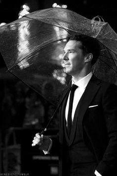 Rain and Benedict ❤