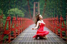 Yuzuki @ Wakayama Bridge | par Ilko Allexandroff / イルコ・光の魔術師