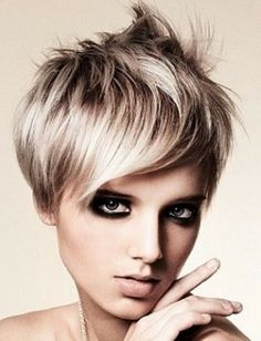 Short haircut 2012 women