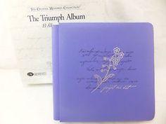 Creative Memories 6.5x6.5 LULLABY Paper Album Kit Scrapbook//Card