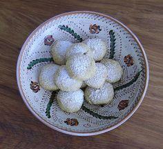 Mia's Glutenfreie Gaumenfreuden: Ghoriba - Plätzchen aus dem Maghreb (gluten- und milchfrei)