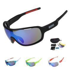 28e4ff1cc8 COMAXSUN Polarized Cycling Glasses Bike Riding Protection Goggles Driving  Fishing Outdoor Sports Sunglasses UV 400 3