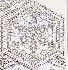 pinterest crochet africano - Pesquisa Google