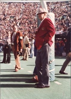 RTR-the man my FIL was a team captain for and had so much respect for!