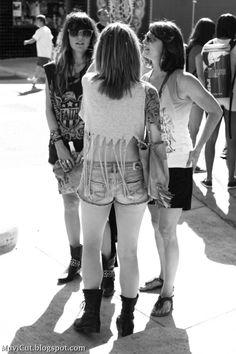 Trendy Street Fashion