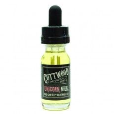 Cuttwood Vapors Unicorn Milk flavor can be compared to the very popular Mama's Recipe flavor by Bambino, that many vapers have come to love. Cuttwood Vapors has gone above and beyond with the Unicorn ...