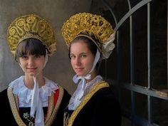 costume di Gressoney (Aosta Valley)   #TuscanyAgriturismoGiratola