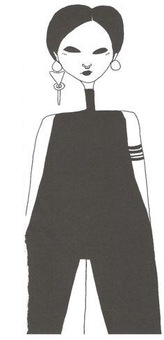 Illustration by Araki Koman
