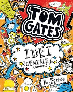 Buy Tom Gates, Band Alles Bombe (irgendwie) by Liz Pichon and Read this Book on Kobo's Free Apps. Discover Kobo's Vast Collection of Ebooks and Audiobooks Today - Over 4 Million Titles! Tom Gates, Books For Boys, Childrens Books, My Books, Story Books, Roald Dahl, Music Games, Trop Top, Art Postal