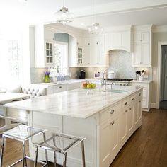 kitchen on pinterest white granite bar stools and kashmir white granite. Black Bedroom Furniture Sets. Home Design Ideas