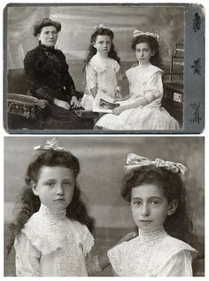 Family portrait, Hungarian (Budapest), c. early 20th C.