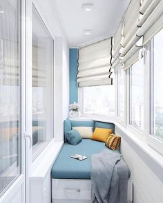 60 Best Window Seat Design Ideas - ann deguefe - Fitness and Gym Small Apartments, Small Spaces, Dressing Design, Small Balcony Decor, Balcony Ideas, Small Balcony Design, Apartment Balcony Decorating, Apartment Balconies, Apartment Ideas