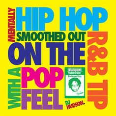"""90s R&B mix """"Mentally Hip Hop Smoothed Out On The R&B Tip With a Pop Feel..."""""""