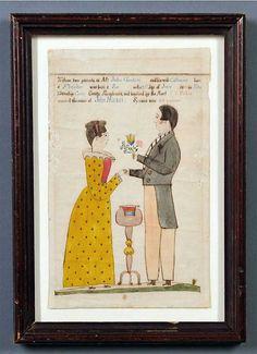 Colonial Sense: Antiques: Auction Results: March, 2014