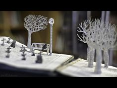 HBM - Paper Sculpture Edition