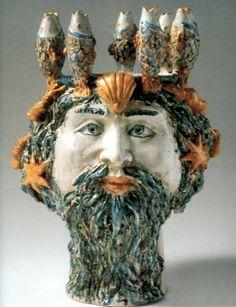 ceramiche siciliane alessi - Cerca con Google