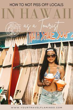 Hawaii Travel Guide, Usa Travel Guide, Travel Info, Travel Hacks, Travel Usa, Travel Guides, Polynesian Islands, Hawaiian Islands, Visit Hawaii
