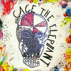 cage the elephant album cover - Google Search