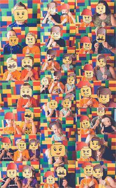Party Photos from a Lego Birthday Party via Kara's Party Ideas KarasPartyIdeas.com (13)